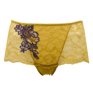 Wacoal 华歌尔 WP2119 金标 华贵蕾丝性感平角裤内裤 WP2119