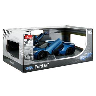 RASTAR/星辉 福特GT 仿真遥控汽车儿童玩具车模USB充电电动小轿车