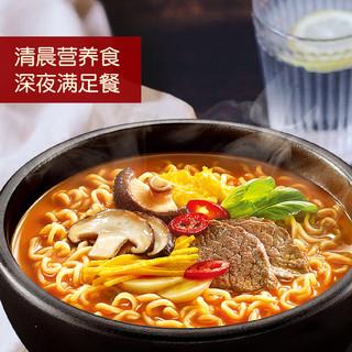NONG SHIM 农心 豚骨汤拉面辛拉面black(微波炉煮面)碗面方便面
