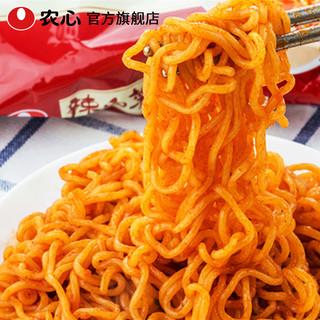 NONG SHIM 农心 辣白菜芝士拌面组合方便面 15袋