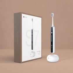 贝医生 电动牙刷声波震动智能软毛牙刷成人全自动充电式情侣牙刷 声波电动牙刷S7