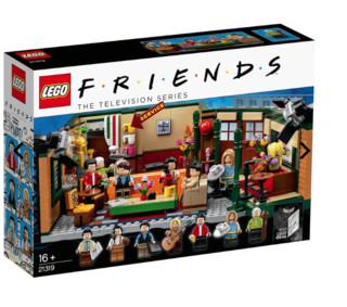 LEGO 乐高 Ideas系列 21319 老友记 中央咖啡厅
