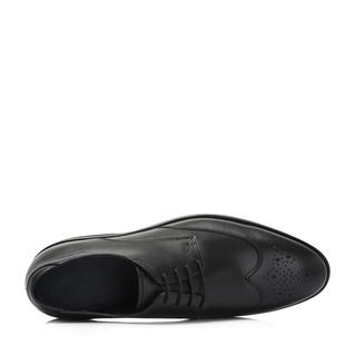 Hush-Puppies-暇步士春季专柜同款系带男正装皮鞋T1A04CM8
