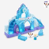 Fisher-Price 费雪 GGV29 冰雪奇缘系列 艾莎的城堡