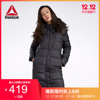 12日0点、双12预告 : Reebok 锐步 DOWN JACKET INS45 FR3626 女士羽绒服