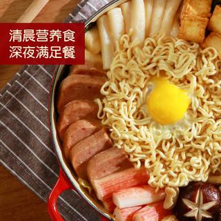 NONGSHIM 农心 无料包餐饮面饼 100g*5