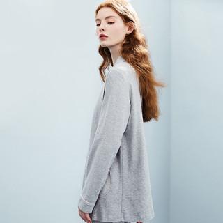 EMXEE 嫚熙 月子服秋冬季哺乳睡衣