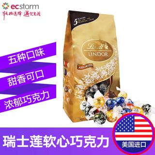 美国进口Lindt瑞士莲巧克力600g
