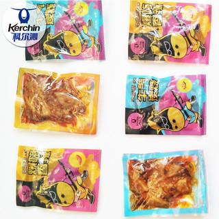 科尔沁牛板筋150g*5袋 香辣烧烤可选 小包装 内蒙古特产零食小吃