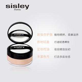 sisley 希思黎 植物蜜粉散粉控油定妆 12g