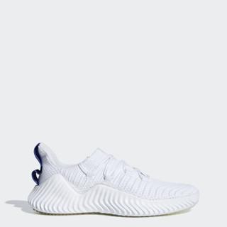 银联专享、邮税补贴 : adidas 阿迪达斯 AlphaBOUNCE TRAINER 男士训练鞋