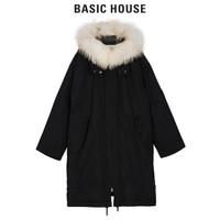 BASIC HOUSE 百家好 HSGD728B 女士羽绒服