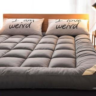 CHUYI 初意 羽丝绒加厚床垫 150*200cm 约6斤