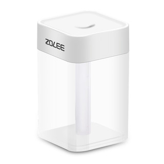 ZOLEE 中联 桌面加湿器 冰川白 220ML
