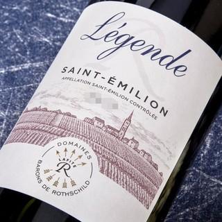 LAFITE 拉菲 圣爱美乐 圣埃美隆法定产区干红葡萄酒 750ml