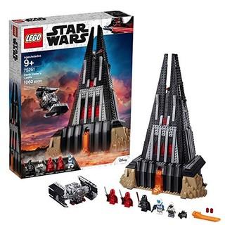 中亚Prime会员 : LEGO 乐高 星球大战系列 75251 达斯维达的城堡