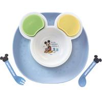 NISHIKI KASEI 锦化成 迪士尼儿童餐具套装