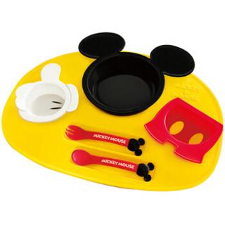 NISHIKI KASEI 锦化成 迪士尼儿童餐具套装 米奇宝宝六件套