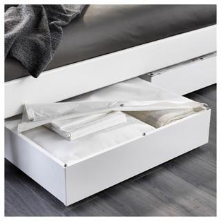 IKEA 宜家 VARDÖ瓦朵床用储物盒