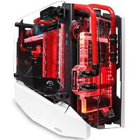 Antec 安钛克 striker锋芒 ITX开放式架构显卡前置240冷排分体式电脑机箱