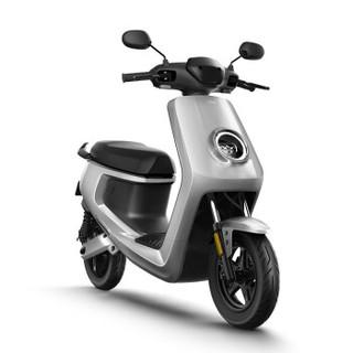小牛 电轻摩mplus 28999866539 M+ Citi都市版智能锂电两轮轻便电动摩托车 银色