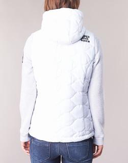 Superdry 极度干燥 女士 春季时尚保暖外套 白色 42码