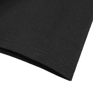 VANCL 凡客诚品 T恤 全棉舒适 素色基础 黑色