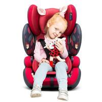 贝贝卡西 汽车用儿童安全座椅婴儿宝宝9月-12岁安全座椅3C认证509