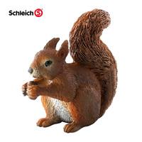 Schleich 思乐 野外松鼠模型