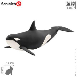Schleich 思乐 仿真动物塑胶模型-虎鲸
