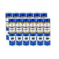 松下Panasonic正品碳性7号七号干电池12粒干电池儿童玩具体重秤批发遥控器鼠标电池