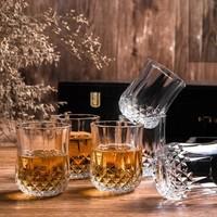 SURANER 舒拉娜 透明玻璃酒杯 6个装