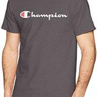 Champion 男士 Classic Jersey 印花T恤