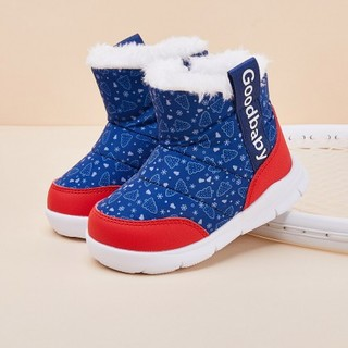 限尺码 : gb 好孩子 女童雪地靴