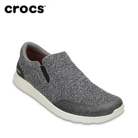 Crocs男鞋时尚休闲户外低帮休闲鞋卡骆驰舒适防滑运动便鞋|203977