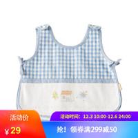 良良(liangliang) 婴儿吃饭罩衣 *3件