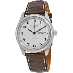 LONGINES 浪琴 Master 名匠系列 L27554783 男士机械腕表