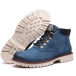 红蜻蜓 WTD81741/42/43 男士加绒短靴