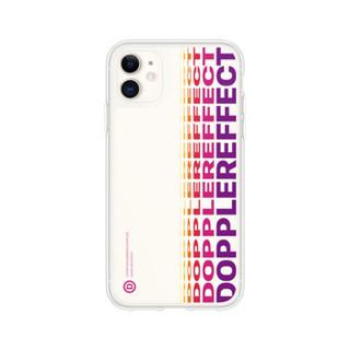 smartisan 锤子科技 坚果 足迹保护套iPhone 11 手机壳 多普勒