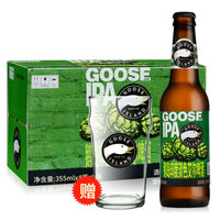 Goose Island 鹅岛 精酿啤酒 印度淡色艾尔啤酒 355ml*24瓶 *2件