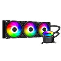 PCCOOLER 超频三 凌镜GI-CX360 ARGB CPU水冷散热器
