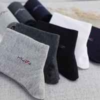 YUZHAOLIN 俞兆林 Y1T8Z20211 男士棉袜 混色10双装 *3件