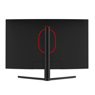 Game Demon 游戏悍将 PL27FH-PRO 240Hz曲面显示器 27英寸