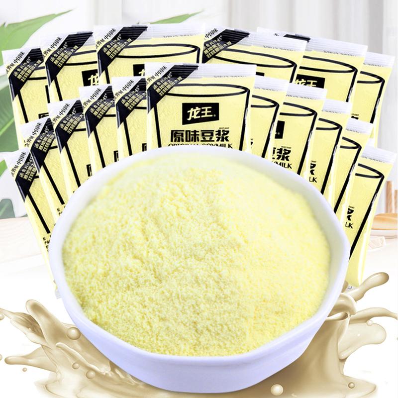 龙王 豆浆粉30g*16小包装