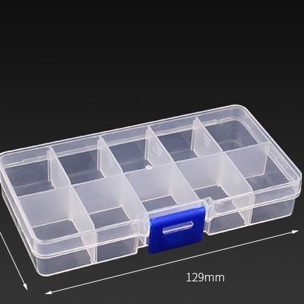 ineless多高 10格 塑料零件盒