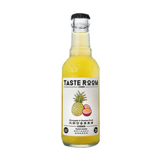 TASTE ROOM 风味屋凤梨百 女士精酿啤酒 6瓶组合装 245ml