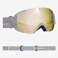 中亚Prime会员 : Salomon 萨洛蒙 XVIEW 中性滑雪镜