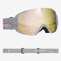 Salomon 萨洛蒙 XVIEW 中性滑雪镜