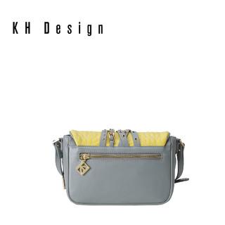 KH Design 明治 2019新款女包时尚斜挎包