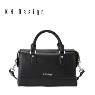 KH Design 明治 时尚通勤包新款公文包